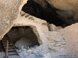 Gila Cliff Dwellings NM 02